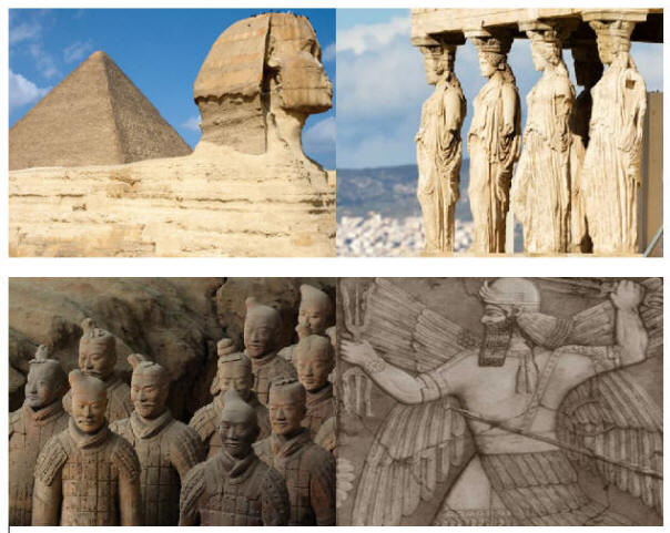 Ancient history school workshop Ideas