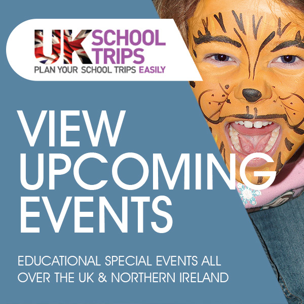 Uk school trip events