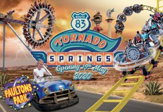 A Whole New Adventure – Tornado Springs at Paultons Park