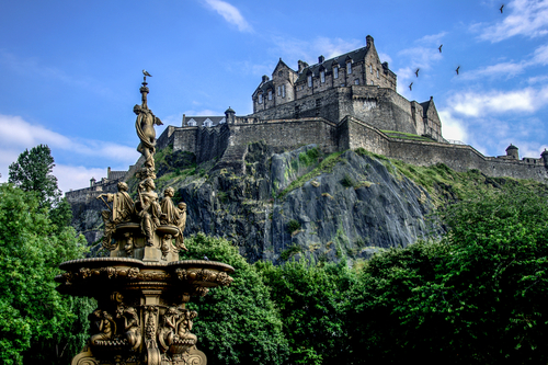 school trip ideas Scotland