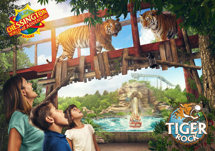 CHESSINGTON WORLD OF ADVENTURE IMAGE
