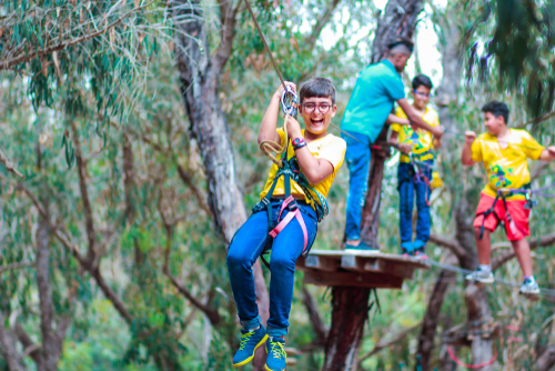 School Residential Trips Ideas