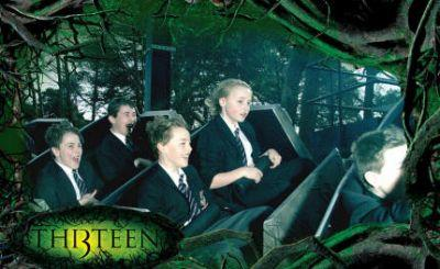 Alton Towers Resort Theme Park Staffordshire - Third Image