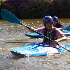 Avon Tyrrell UK Youth Outdoor Activity Centre Hampshire Day - Forth Image