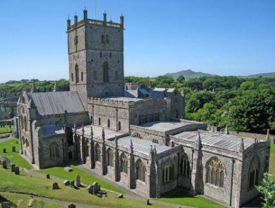 St Davids Cathedral Pembrokeshire - Main Image