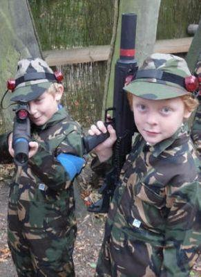 Stubbers Activity And Adventure Centre Essex - Forth Image