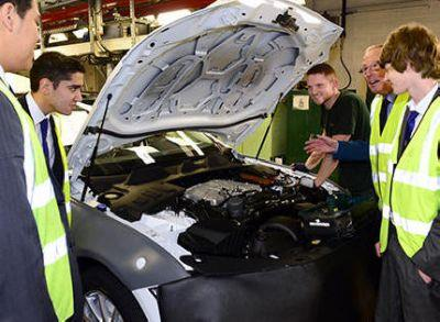 Jaguar Land Rover Solihull - Second Image