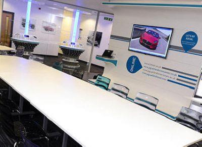 Jaguar Land Rover Solihull - Forth Image