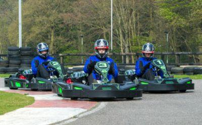 Brentwood & Lakeside Karting - Second Image