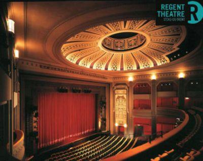 The Regent Theatre & Victoria Hall - Staffordshire - Second Image