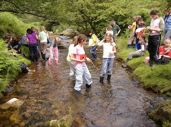 Skern Lodge Outdoor Learning and Development North Devon - Forth Image
