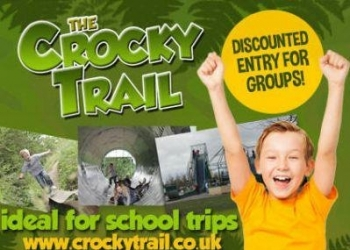The Crocky Trail Cheshire - Main Image