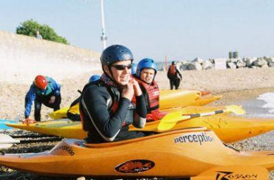 Weymouth Outdoor Education Centre Dorset - Forth Image