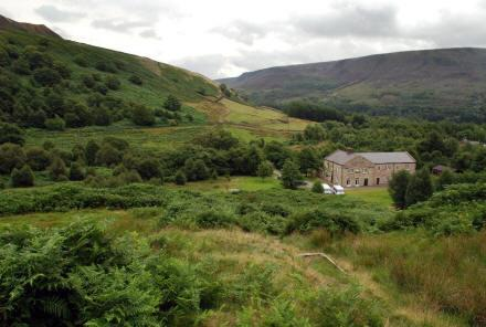 Crowden Outdoor Education Centre Derbyshire - Main Image