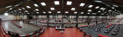 Capital Karts The UKs longest indoor go karting track London - Third Image
