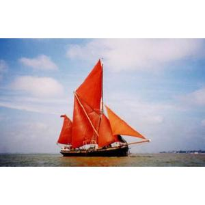 East Coast Sail Trust - sailing barge Thalatta - Third Image