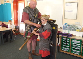 Roman Tours School Visits - Third Image