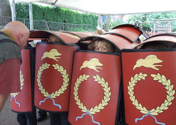 Roman Tours School Visits - Forth Image