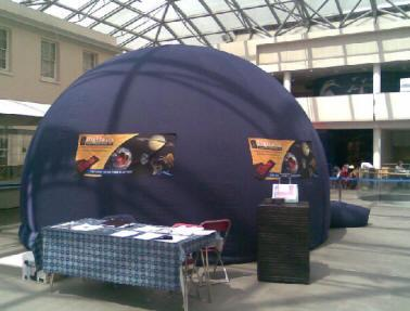Science & Dinosaur Digital Mobile Dome Nationwide - Third Image