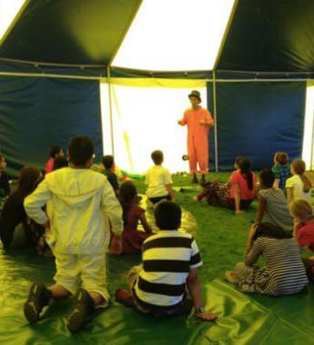 A Day with the Circus Workshops Nationwide - Third Image