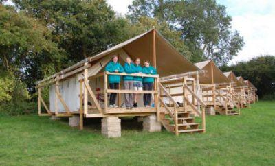 Blackland Farm Campsite and Activity Centre Sussex - Main Image