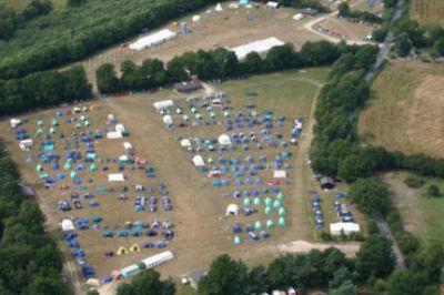 Blackland Farm Campsite and Activity Centre Sussex - Third Image
