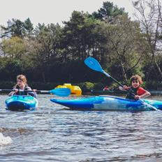 Avon Tyrrell UK Youth Outdoor Activity Centre Hampshire Residential - Forth Image