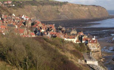 The Old School House Robin Hoods Bay Yorkshire - Second Image