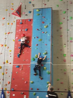 Evesham Leisure Centre Climbing in Worcestershire - Main Image
