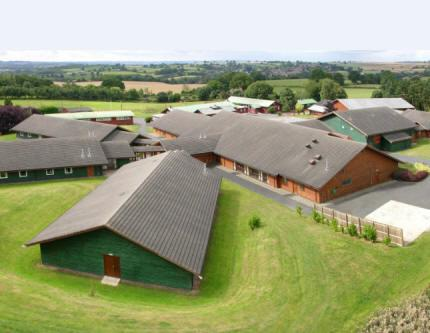 ACUK Pioneer Residential Activity Centre Shropshire - Main Image