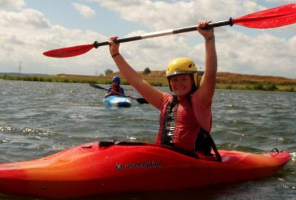 ACUK Whitemoor Lakes Outdoor Activity Centre Staffordshire - Second Image
