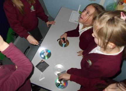 Working Science – Science Workshops - Main Image