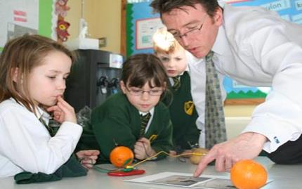 Working Science – Science Workshops - Forth Image