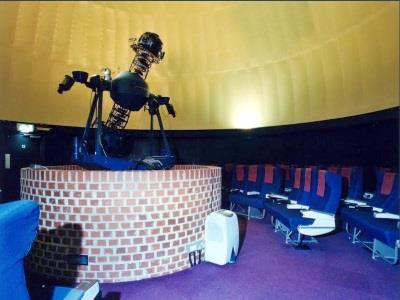 South Downs Planetarium and Science Centre Chichester - Main Image