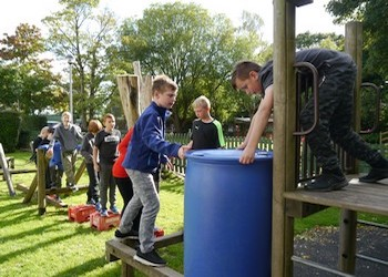 Barnstondale Outdoor Activity Centre North West - Forth Image