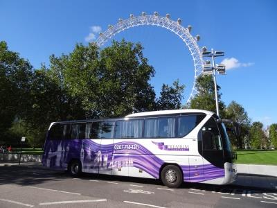 Premium Tours Ltd Coach Hire School Trips London - Second Image