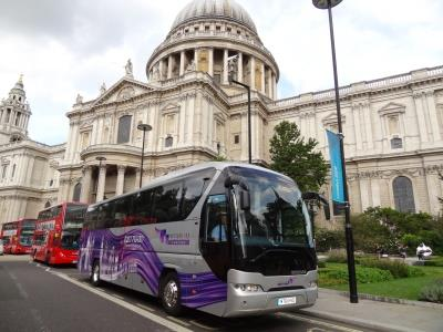 Premium Tours Ltd Coach Hire School Trips London - Forth Image