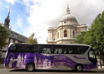 Premium Tours Ltd Coach Hire School Trips London - Main Image