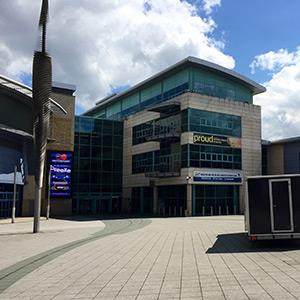 National Ice Centre Nottingham - Second Image