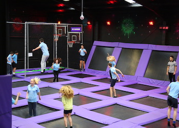 High Altitude Trampoline Park Norfolk - Third Image