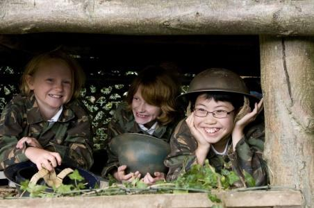 Henley Fort Outdoor Education Centre Surrey - Second Image