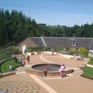 New Lanark World Heritage Site Visitor Centre Scotland - Main Image