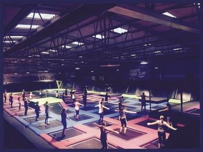 Xtreme360 Trampoline Park Saint Neots Cambridge - Second Image
