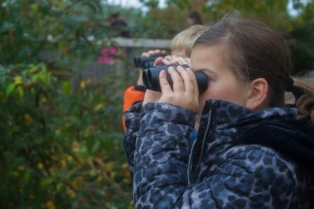 Wildfowl & Wetlands Trust (WWT) Outdoor Learning School Trips Slimbridge Gloucestershire - Main Image