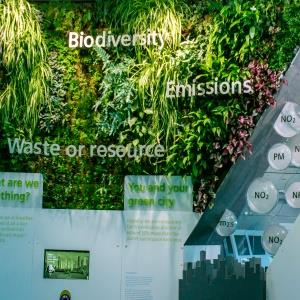 The Crystal, A Sustainable Cities Initiative by Siemens London - Forth Image