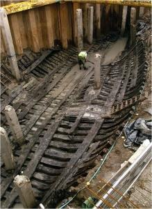 The Newport Ship Medieval Ship Project Wales - Main Image