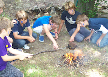 Celtic Harmony Camp Prehistory Residential Experiences - Second Image
