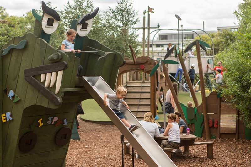 Discover Children's Story Centre School Trip Storytelling Stratford London - Second Image