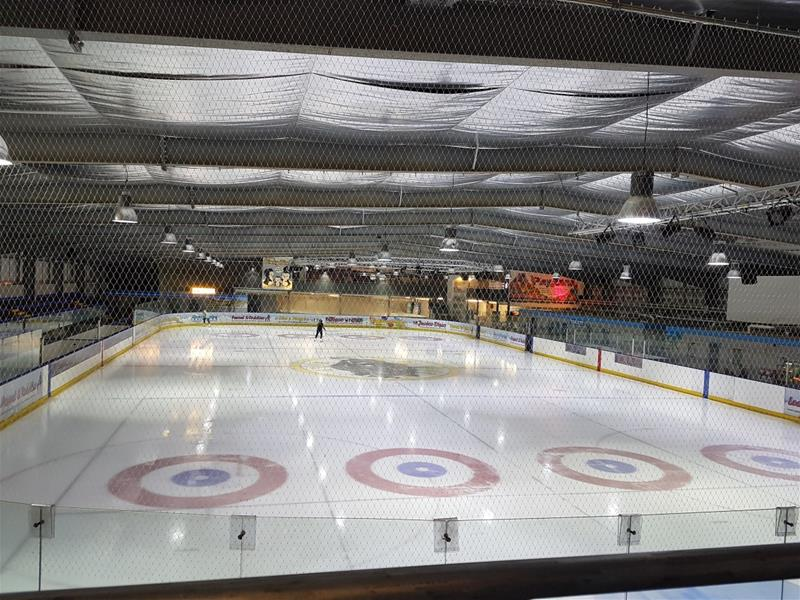 Silver Blades Ice Rink Widnes - Main Image