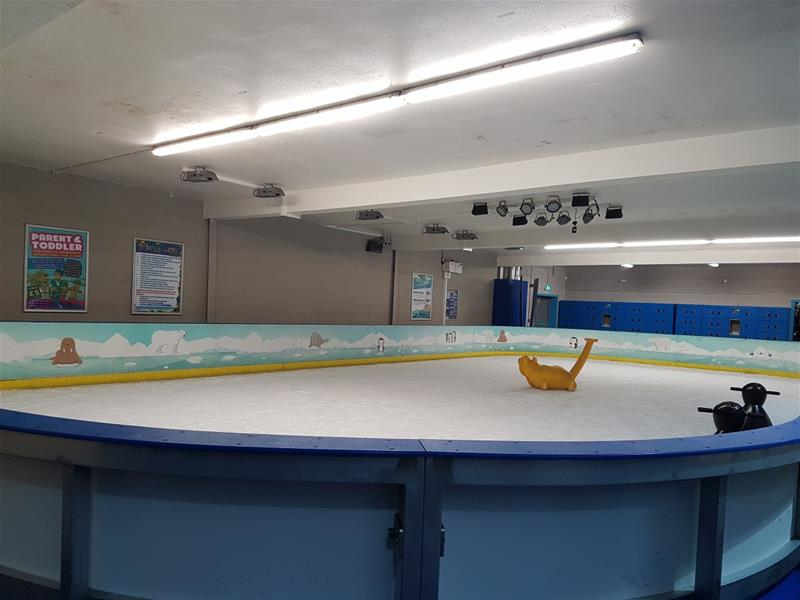 Silver Blades Ice Rink Widnes - Second Image